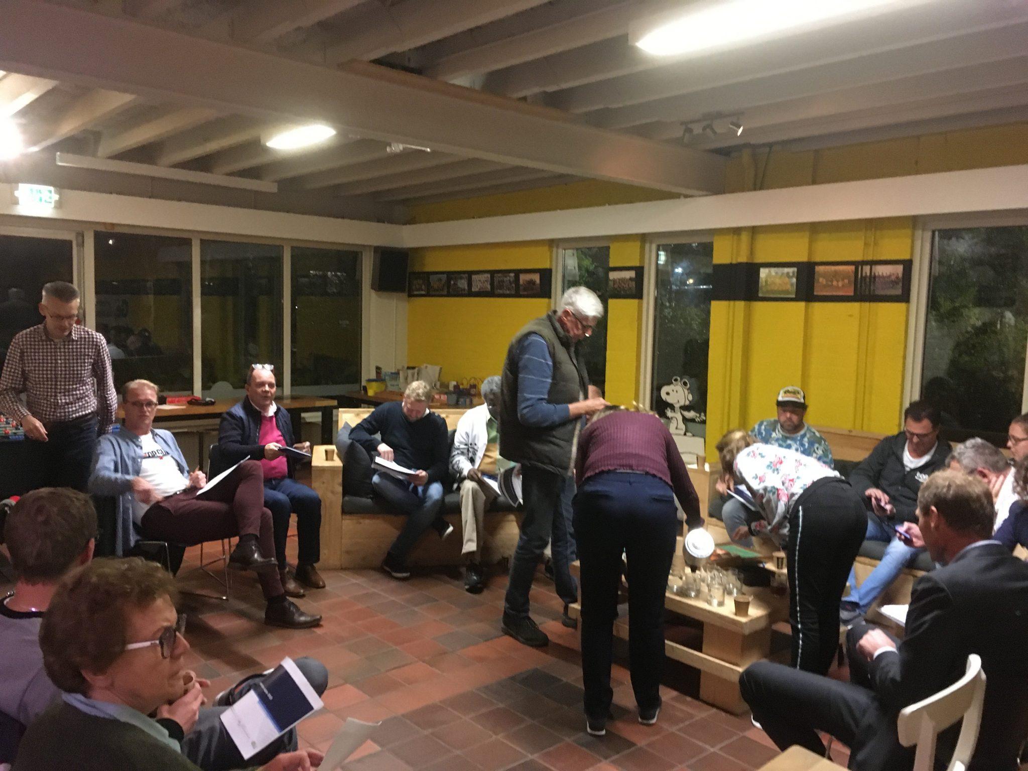 Clusterbijeenkomst, Congres én de Nol Houtkamp Award