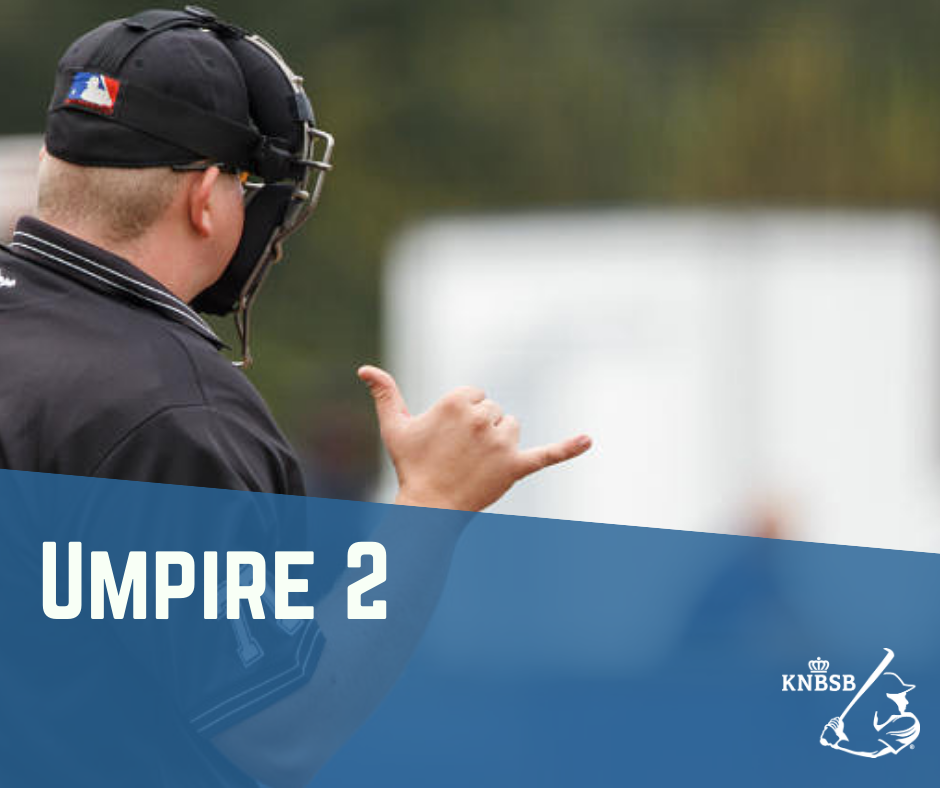 21 nieuwe Umpires